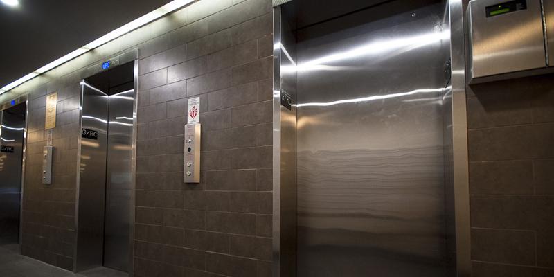Նորովի շունչ վերելակում